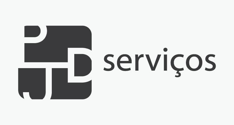 Logo PJD Serviços