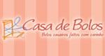 Logo Casa de Bolos - Centro