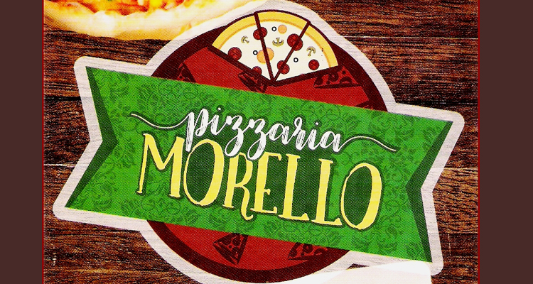 Logo Pizzaria Morello