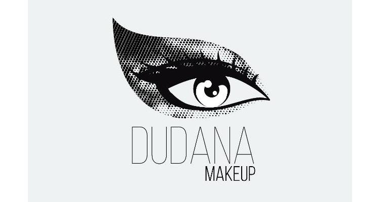 Logo Dudana Makeup