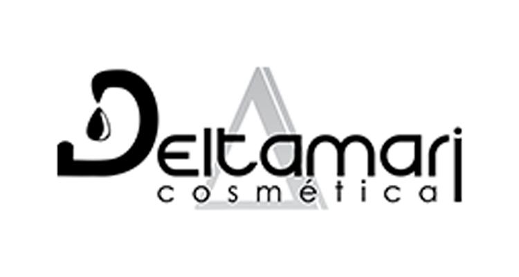 Logo Deltamari Cosmética Distribuidora de Cosméticos