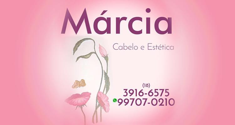 Logo Márcia Cabelo e Estética