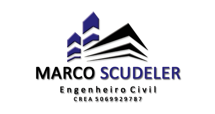 Logo Marco Scudeler Engenheiro Civil