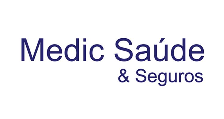 Logo Medic Saúde - Loja