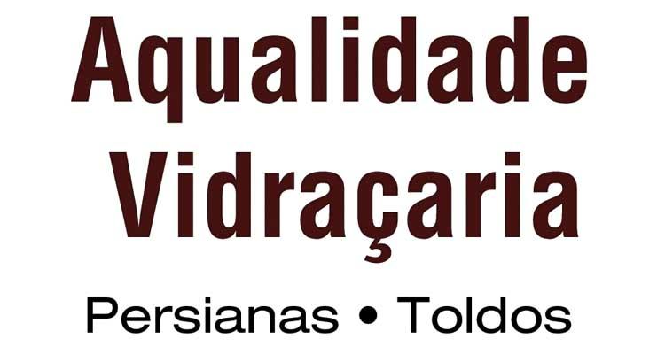 Logo Aqualidade Vidraçaria