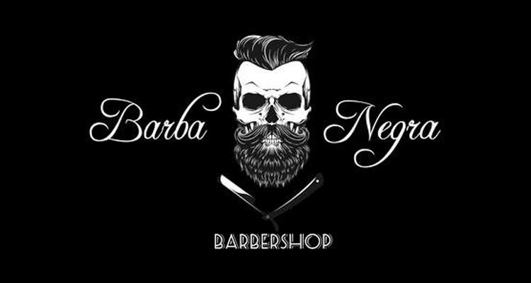 Logo Barba Negra Barbershop