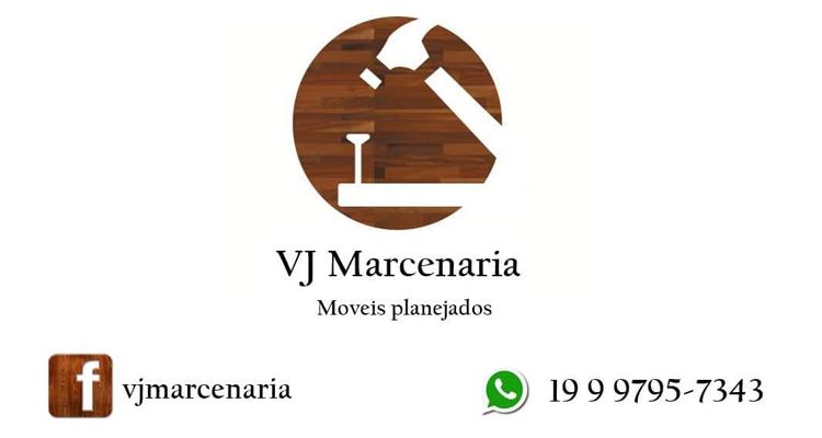 Logo VJ Marcenaria