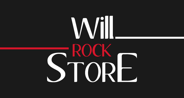 Logo Will Rock Store