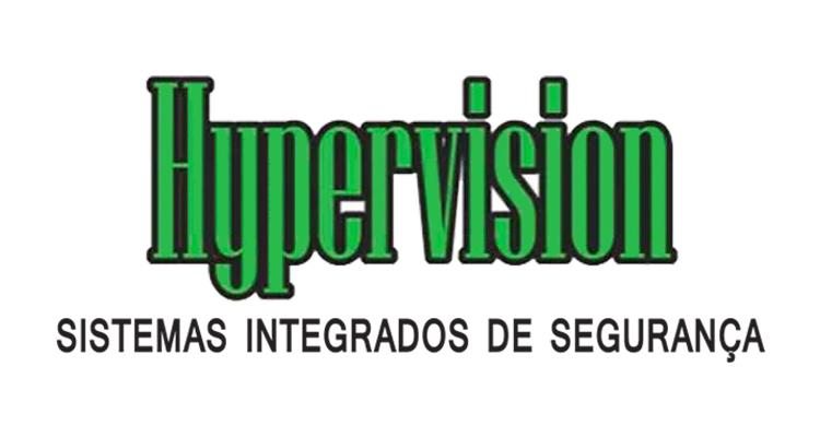 Logo Hypervision Sistemas Integrados de Segurança