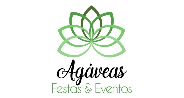 Logo Agáveas Festas & Eventos