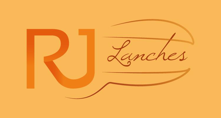 Logo RJ Lanches