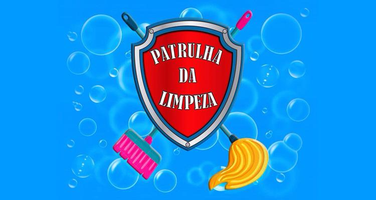 Logo Patrulha da Limpeza