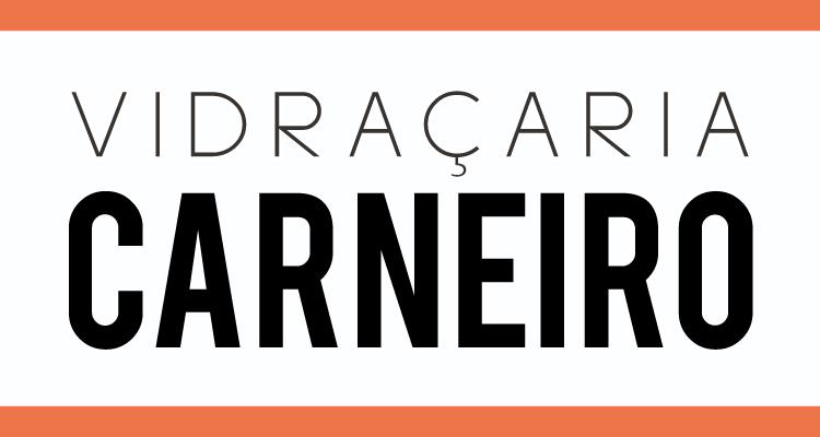 Logo Vidraçaria Carneiro