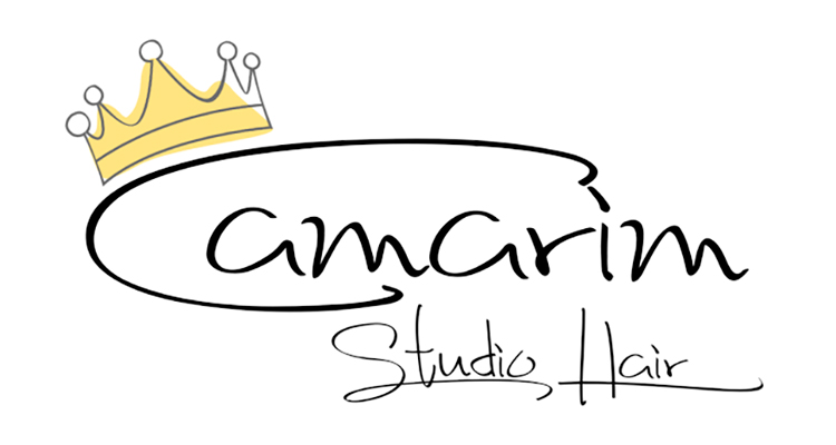 Logo Camarim Studio Hair
