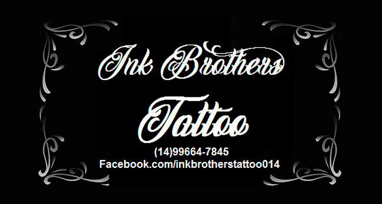 Logo Ink Brothers Tattoo