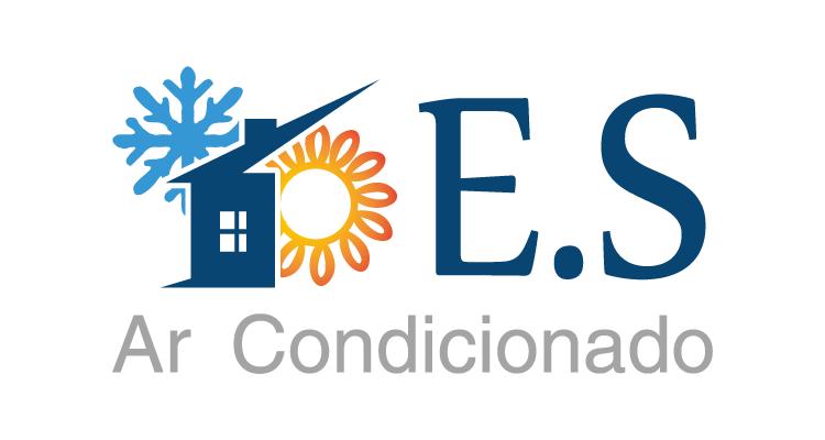 Logo E.S - Ar Condicionado