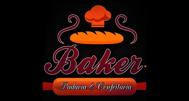 Logo Baker Padaria Confeitaria e Restaurante