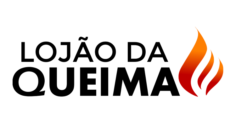 Logo Lojão da Queima 2