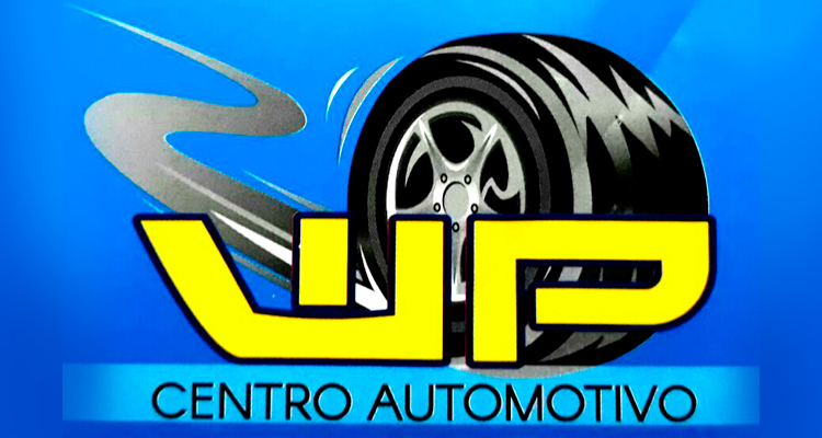 Logo WP Centro Automotivo