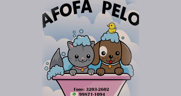 Logo Afofa Pelo