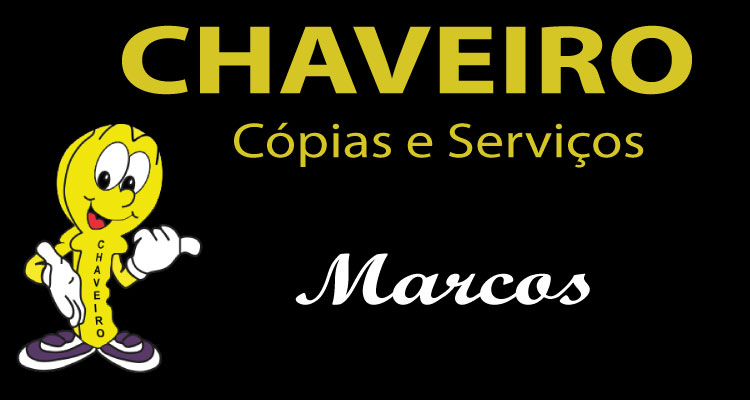 Logo Marcos Chaveiro