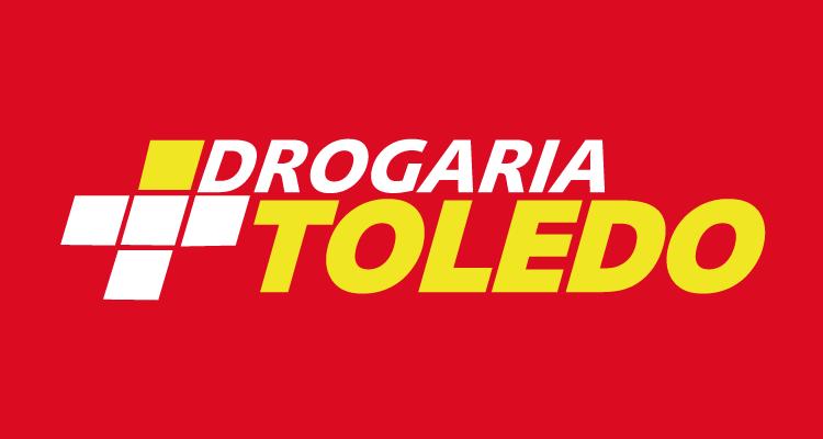 Logo Drogaria Toledo