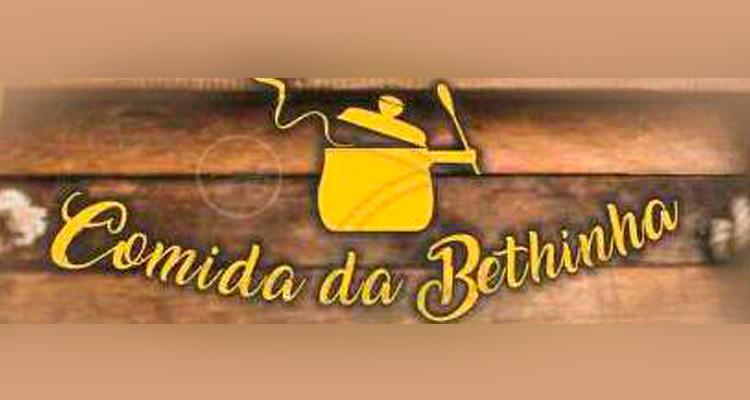 Logo Comida da Bethinha