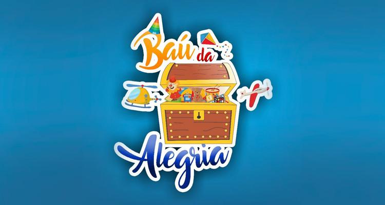 Logo Baú da Alegria