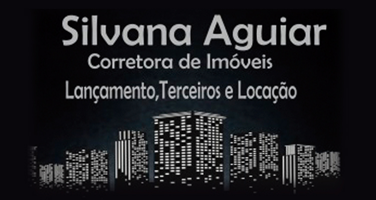 Logo Silvana Aguiar Corretora de Imóveis