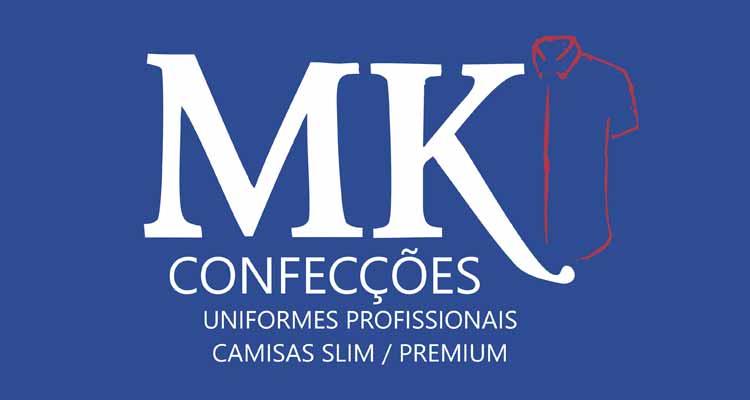 Logo MK Confecções Atibaia