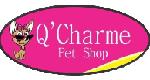 Logo Q Charme Pet Shop