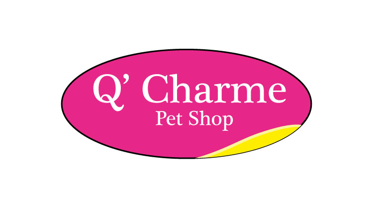 Logo Q Charme Pet Shop