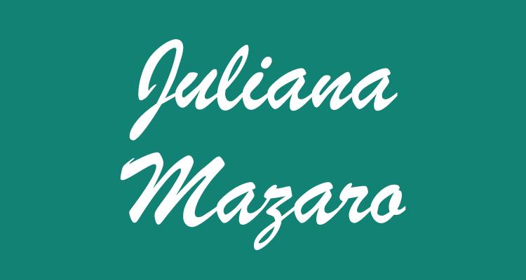Juliana Mazaro