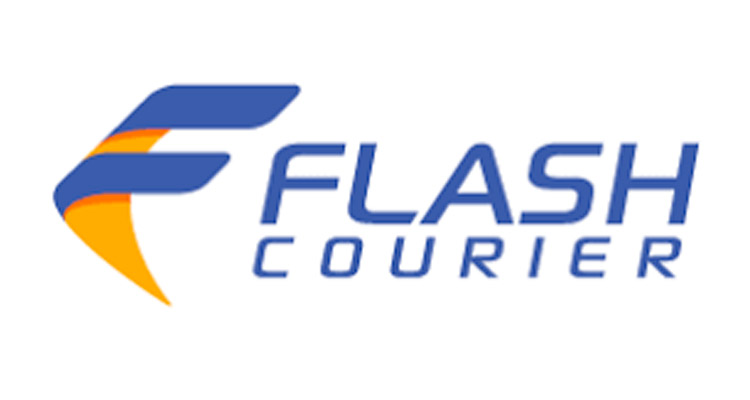 Logo Flash Courier