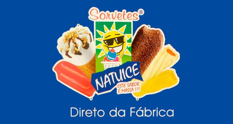 Logo Sorvetes Natuice