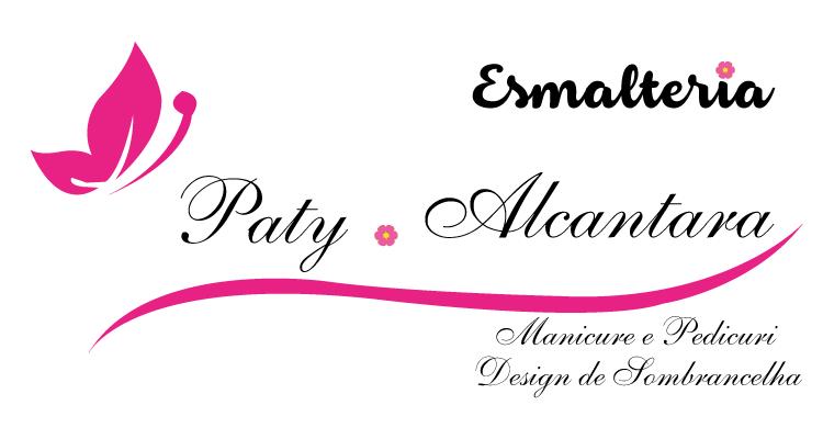 Logo Esmalteria Paty Alcantara