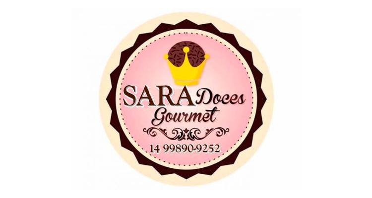 Logo Sara Doces Gourmet