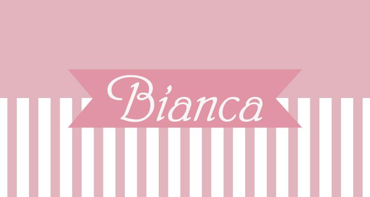 Logo Bianca Confeitaria Gourmet