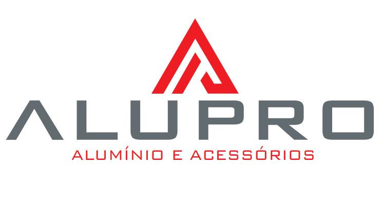 Logo Alupro Alumínio e Componentes