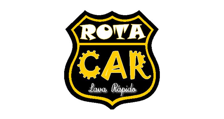 Logo Rota Car Lava Rápido