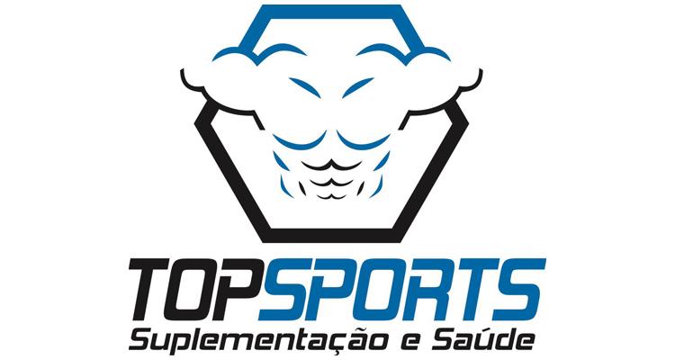 Logo Top Sports Suplementação e Saúde