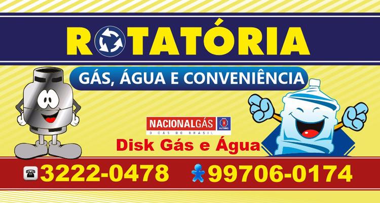 Rotatória Gás e Conveniência