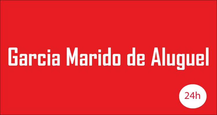 Logo Garcia Marido de Aluguel - 24 Horas