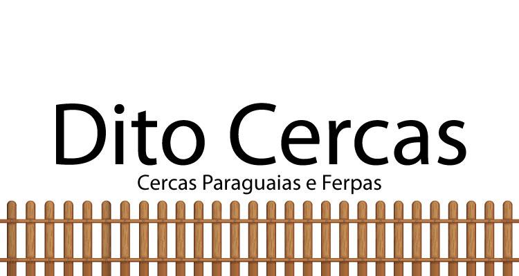Logo Dito Cercas - Cercas Paraguaias e Ferpas