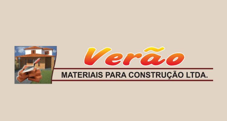 Logo Verão Materiais de Construção