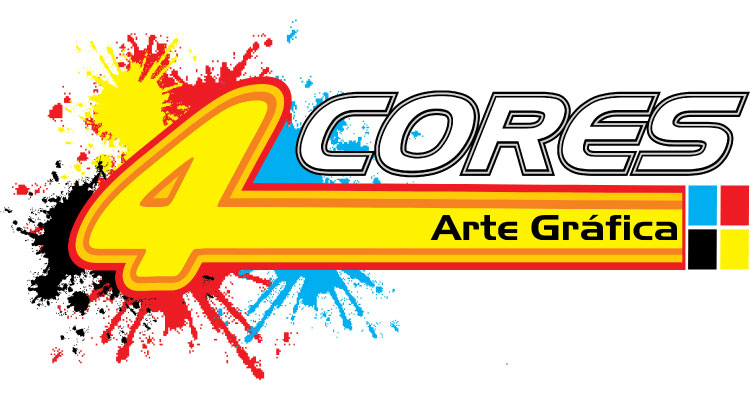 Logo Ruach 4 Cores Artes Gráficas
