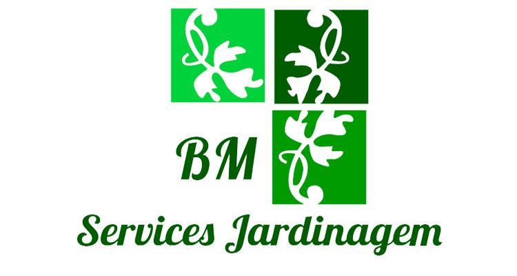 Logo BM Services Jardinagem
