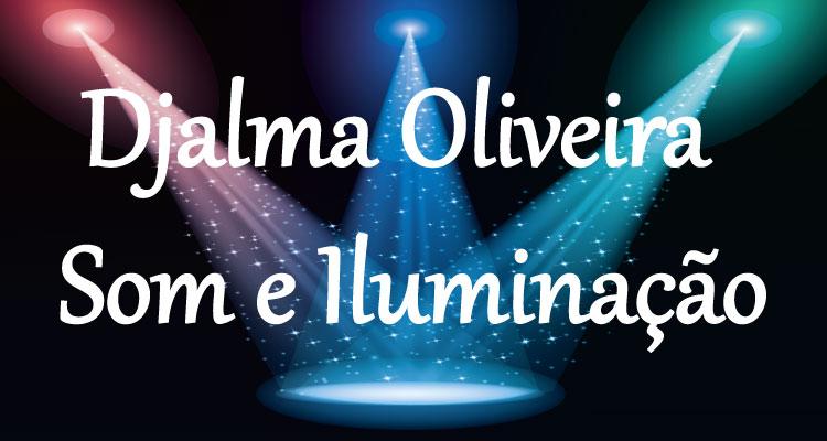 Logo Djalma Oliveira Festas