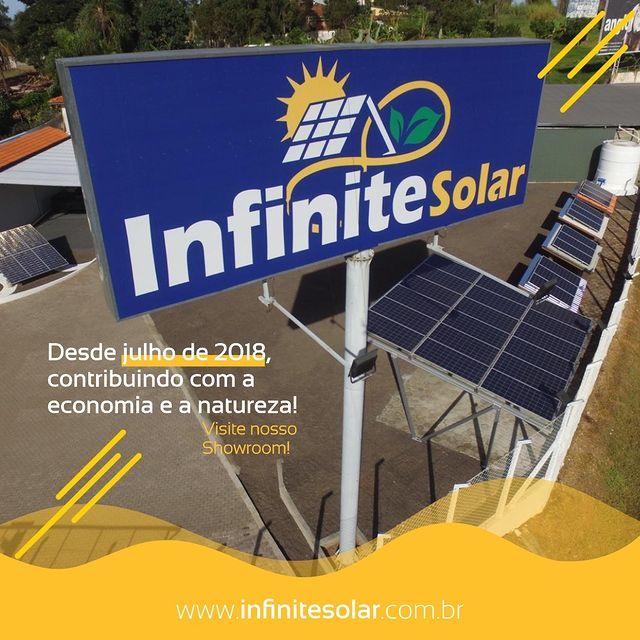 Soluções completas em sistemas fotovoltaicos.