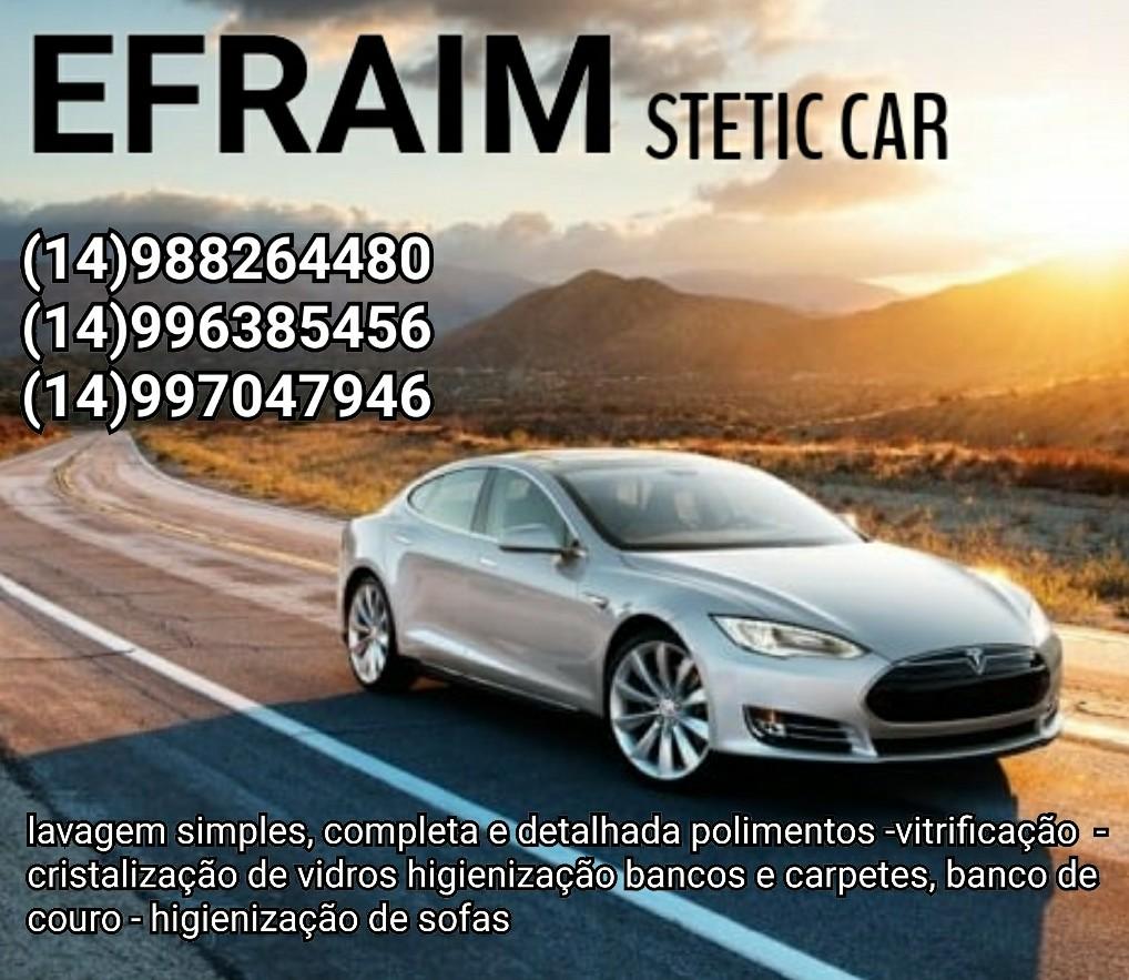 Efraim Limpeza Automotiva